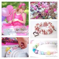 beading parties for girls ages 5 and up