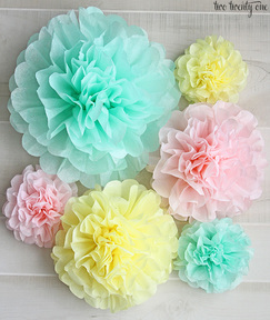 5 Easy DIY Girl Birthday Party Decorations Beading Buds
