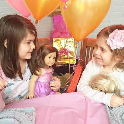 American girl craft birthday party in Toronto