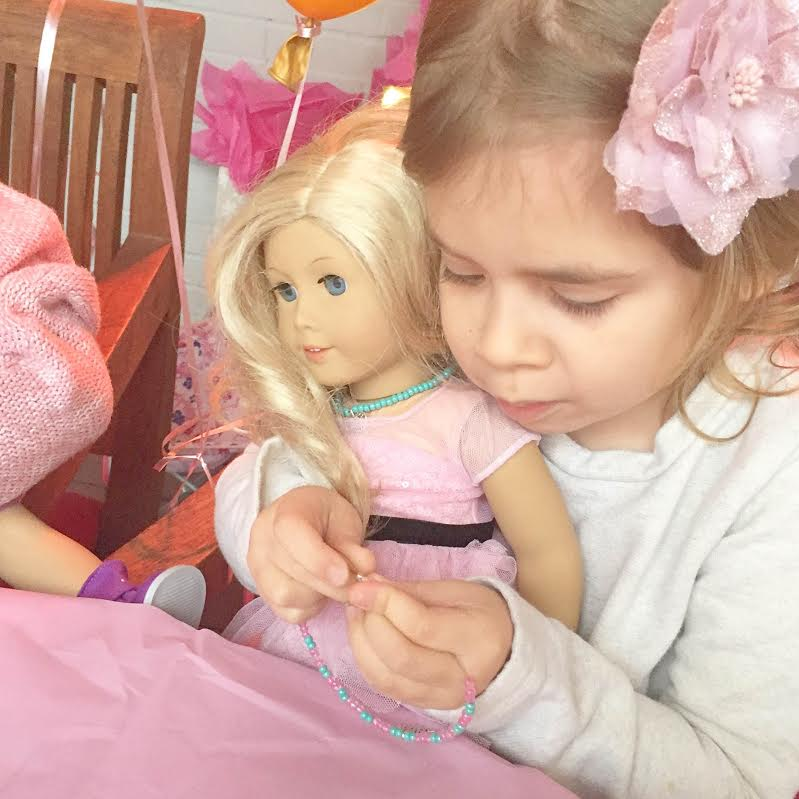 Oakville Ontario American Girl Birthday Party