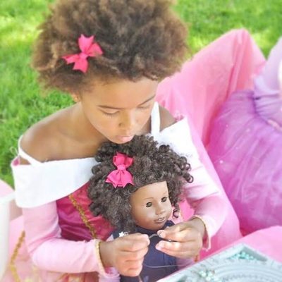 American Girl birthday party in Oakville