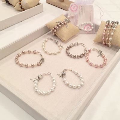 Mississauga First communion event entertainment Rosary Bracelet Craft Workshop
